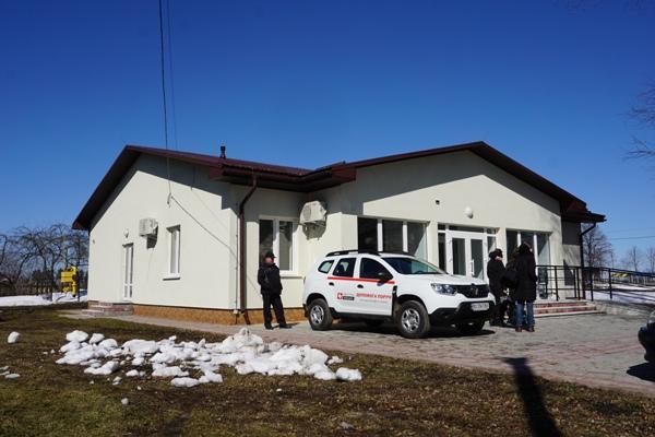 На Тернопільщині збудували ще одну сучасну амбулаторію