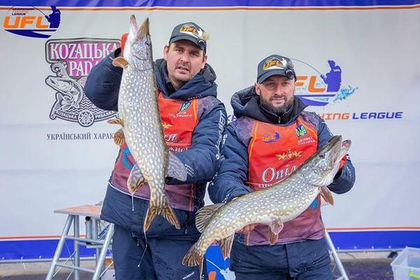 «Опілля» посприяла участі команди риболовів у всеукраїнських змаганнях