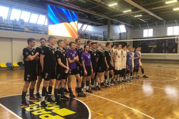 Чемпіонату України з волейболу: у Тернополі відбувся І фінальний тур