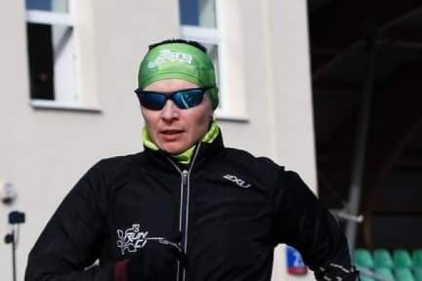 За шість годин безперервного бігу тернополянка подолала понад 78 кілометрів