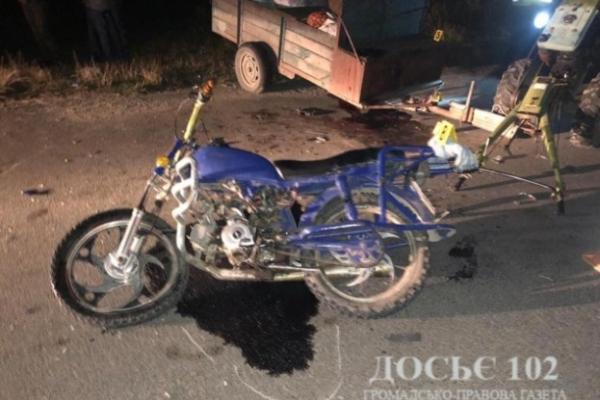 На Тернопільщині студент, поспішаючи на футбол, спричинив смертельну аварію