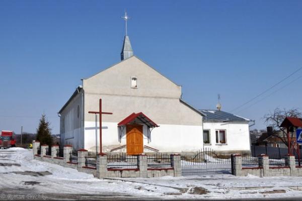 На Тернопільщині злодій вкрав з церкви печатку і ноутбук