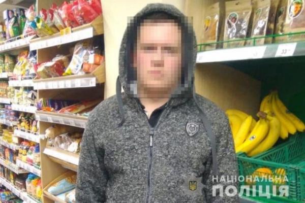 У Тернополі ловили злодія за гарячими слідами