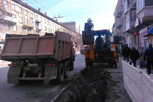 У центрі Тернополя два дні не буде води