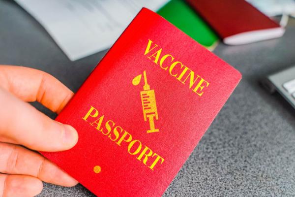 В Україні планують розробити систему «паспортів вакцинації»