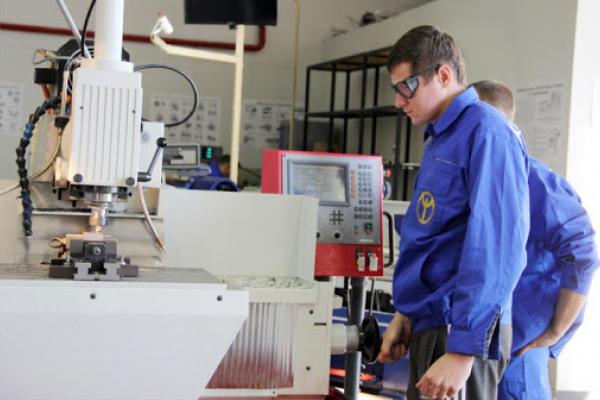 Центр професійної досконалості планують відкрити на Тернопільщині