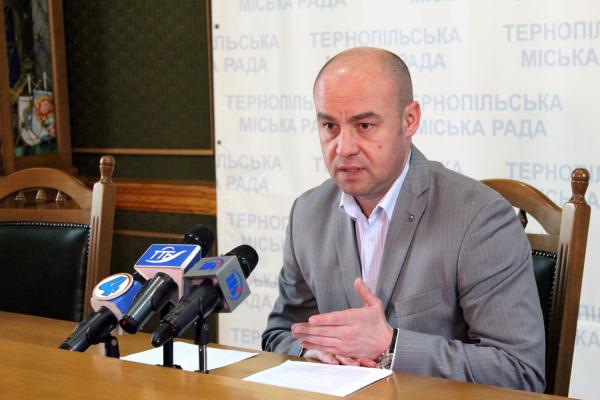 Сергій Надал робить все, щоб у Тернополі не було«червоної зони»