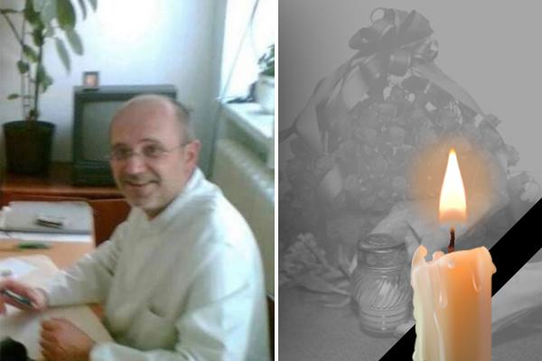 У Тернополі від ускладнень коронавірусу помер знаний лікар-анестезіолог