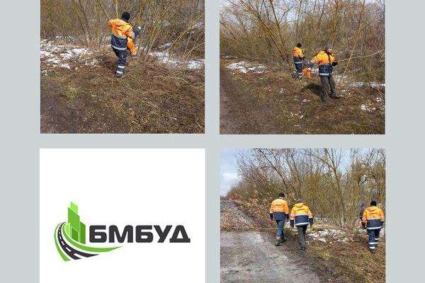 У компанії «БМбуд» розповіли про роботи на дорогах Тернопільщини у березні