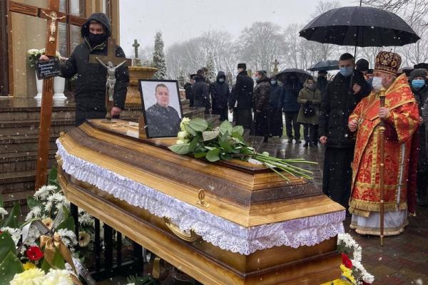 Блаженніший Святослав висловив співчуття рідним з приводу смерті 24-річного священнослужителя з Тернопільщини