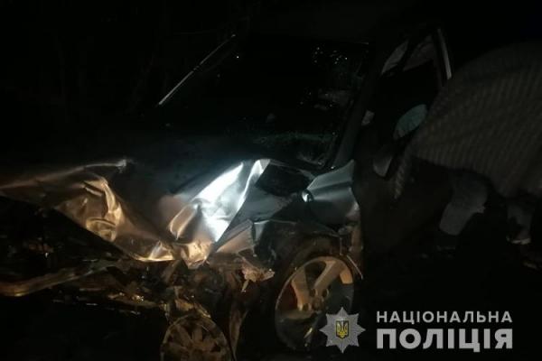 На Тернопільщині ДТП: загинув водій