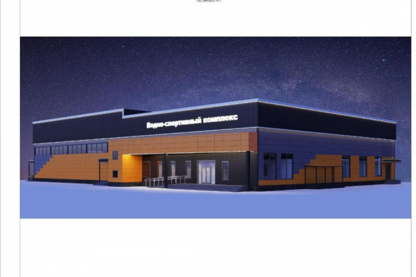 На Чортківщині будують стадіон та водноспортивний комплекс