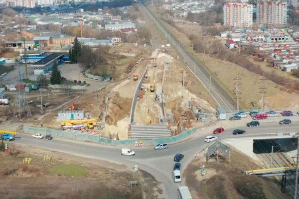 На Гаївському мості у почали будувати новий шляхопровід