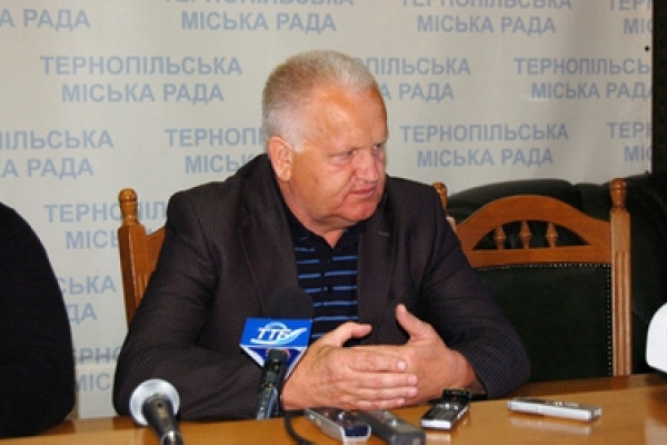 Помер колишній виконавчий директор ФК «Тернопіль»