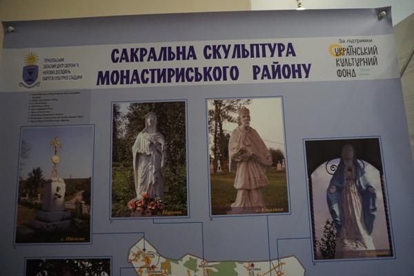 У Тернополі відкрили унікальну виставку