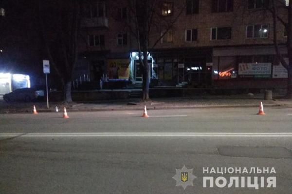 «Збив 46-річну жінку»: у Тернополі розшукують винуватця автопригоди