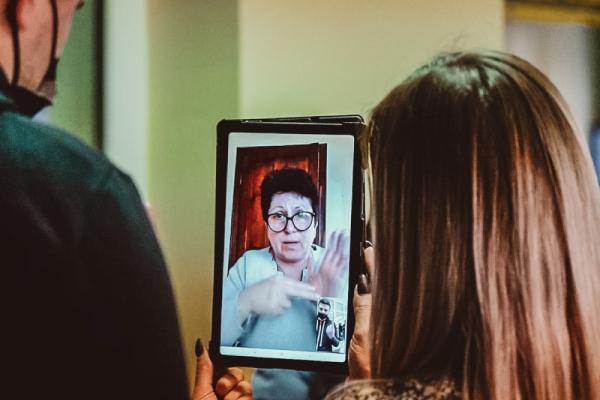 Тернопільський ЦНАП може обслуговувати відвідувачів із вадами слуху