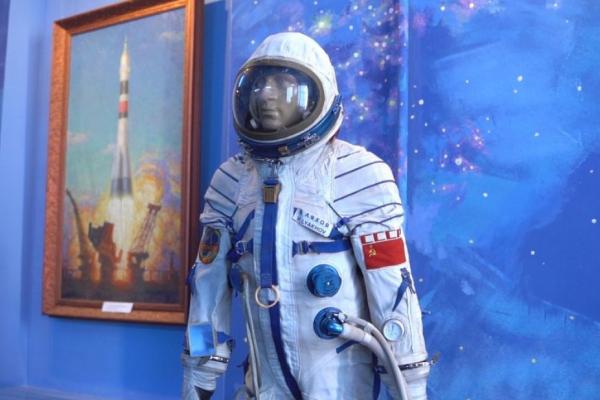 У Почаєві діє музей космонавтики