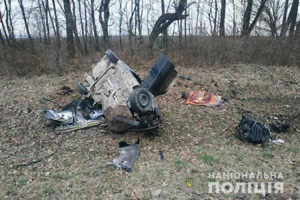 На Тернопільщині ДТП: один із водіїв загинув