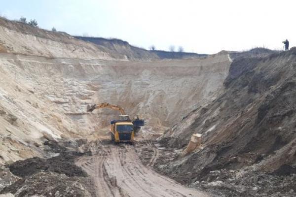 Богдан Юлик: завдяки збільшенню обсягів роботи кар'єру на Тернопільщині вже створені нові робочі місця