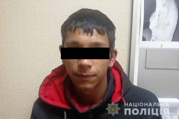 У Тернополі затримали гастролера-крадія