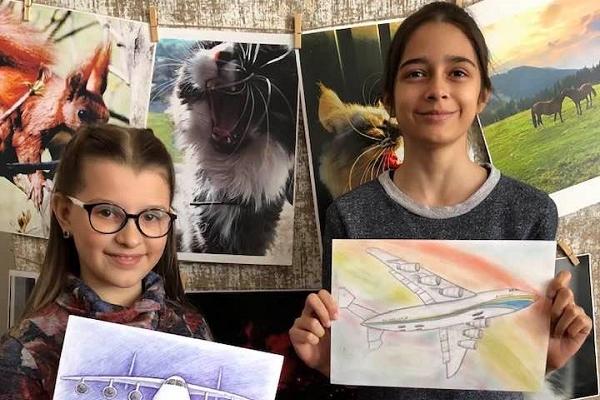 У Тернополі відбувся ІІ-ий етап Всеукраїнського конкурсу дитячого малюнка «Намалюй свою «МРІЮ»
