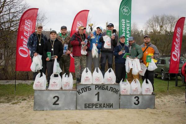 «Опілля» традиційно долучилося до нагородження переможців змагань риболовного спорту