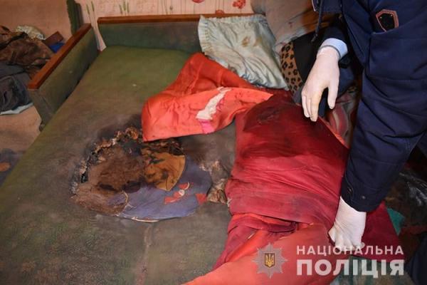 Бив та катував: на Тернопільщині затримали вбивцю 55-річної жінки