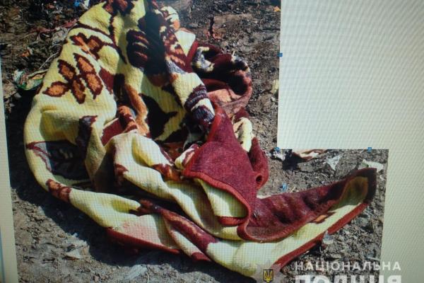 На одному зі сміттєзвалищ Тернопільщини знайшли мертве немовля
