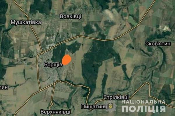 Увага! На Тернопільщині розшукують жінку, яка викинула немовля на сміттєзвалище