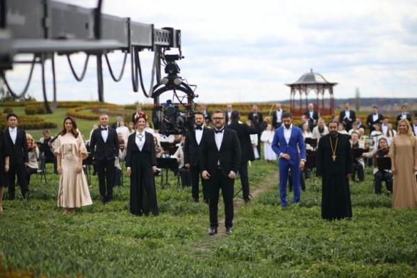 Співак Віктор Павлік взяв участь в унікальному великодньому проєкті (Фото, Відео)