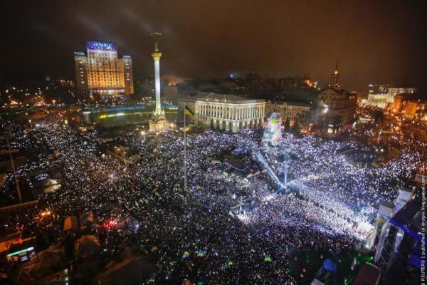 Жителів Тернопільщини просять долучитися до збору артефактів та спогадів про події Революції Гідності