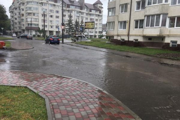 Тернополяни хочуть ширшої дороги