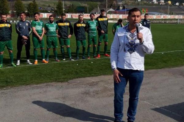 На Тернопільщині стартував футбольний сезон