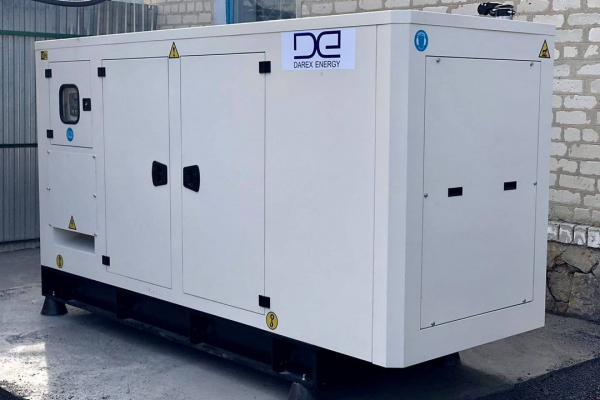 Шумська лікарня отримала нову дизельну електростанцію