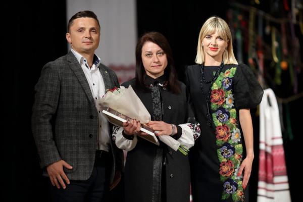 Михайло Головко з дружиною Мар'яною привітали матерів та дружин полеглих Героїв (Фото)