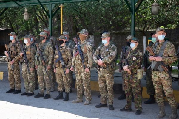 Бійці батальйону Тернопіль відправилися в зону ООС