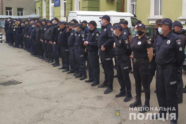 Фінал Кубку України із футболу: у Тернополі понад 670 правоохоронців стежитимуть за порядком