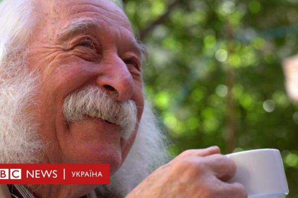 Корпорація BBC зняла ролик про видатного художника з Тернопільщини - Івана Марчука