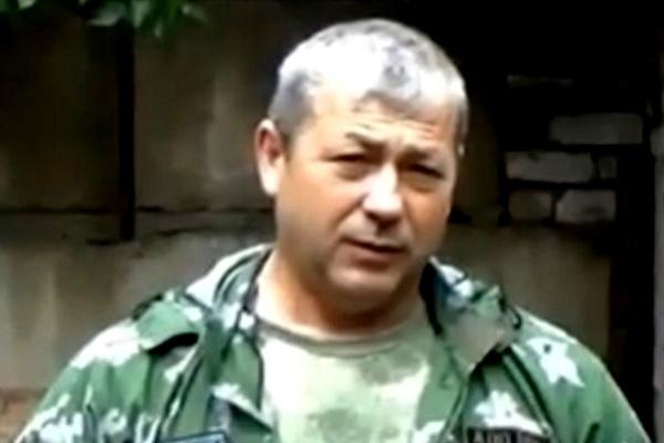 Викритого СБУ ватажка угруповання бойовиків оголошено у розшук
