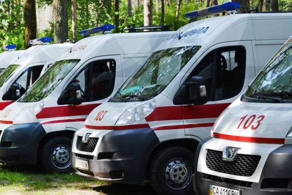 Тернопільщина отримала 13 автомобілів екстерної медичної допомоги