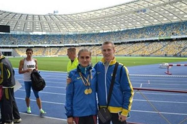 Подружжя легкоатлетів з Тернопільщини змагатиметься на чемпіонаті Європи