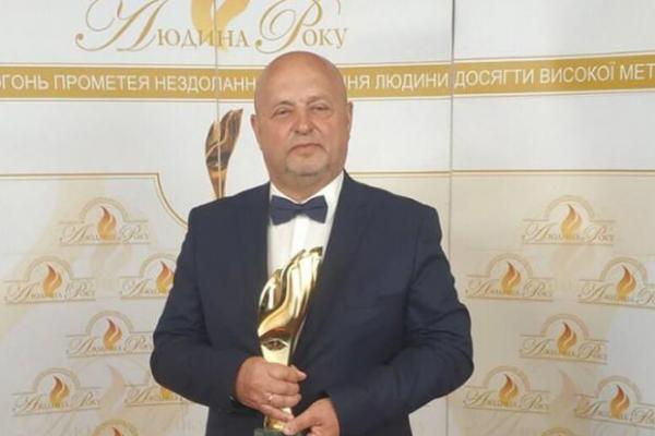 Аграрій з Тернопільщини отримав звання «Людина року»