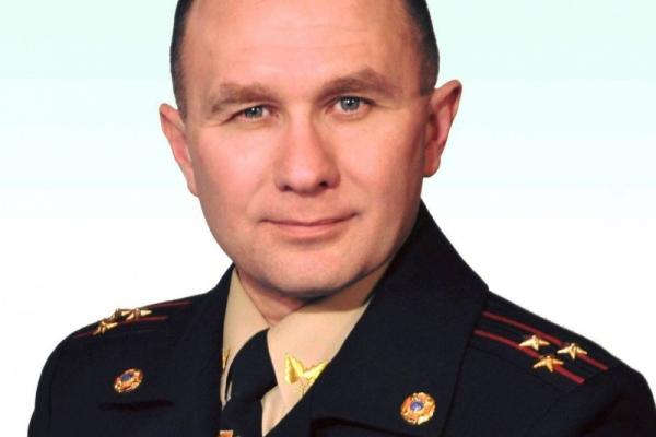 Представили нового керівника Тернопільського районного управління ГУ ДСНС