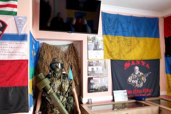 На Тернопільщині буде музей російсько-української війни