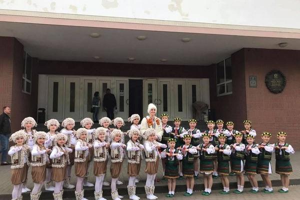 Ансамбль танцю «Тандем»з Тернопільщини переміг на Всеукраїнському фестивалі-конкурсі