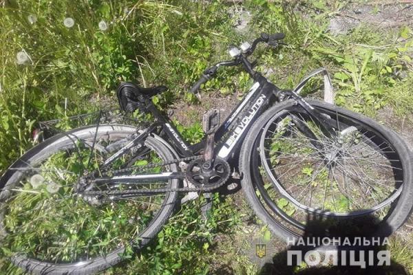На Тернопільщині ДТП: загинув 21-річний велосипедист