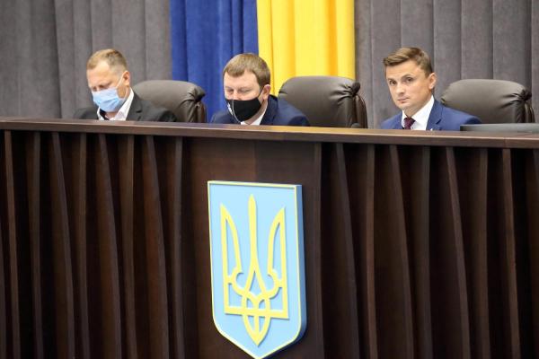 «Депутати Тернопільської обласної ради сьогодні плідно та результативно попрацювали», – Михайло Головко