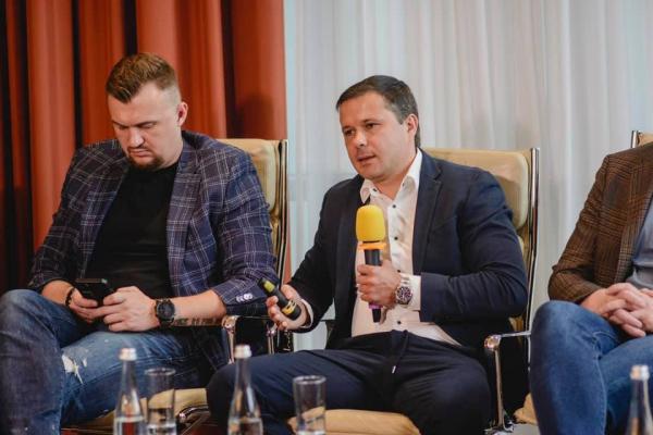Керівник компанії Креатор-Буд Ігор Гуда взяв участь у дискусійному заході «Посткарантинний девелопмент»