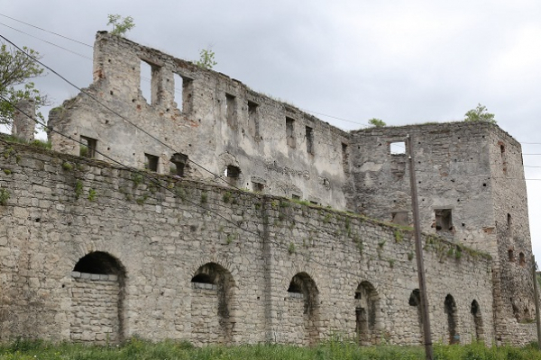 Чортківський замок реставрують
